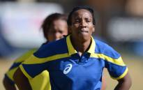 Nolusindiso Booi, Springbok Women's captain. Picture: @WomenBoks/Twitter
