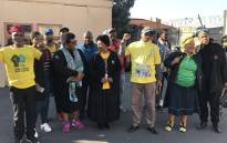 FILE: ANC supporters met with Western Cape leaders during a nationwide Thuma Mina campaign, on 7 July 2018. Picture: Kevin Brandt/EWN