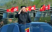 FILE: North Korean leader Kim Jong Un. Picture: AFP