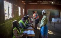 Voting day in Zimbabwe's elections of 30 July, 2018. Picture: Thomas Holder/EWN