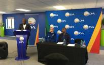 The DA's federal executive has selected Tshwane Mayor Solly Msimanga as its premier candidate in Gauteng. Picture: Twitter/ @SollyMsimanga.