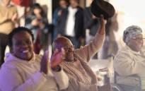 Archbishop Emeritus Desmond Tutu celebrated his 87th birthday on 7 October 2018. Picture: @TutuLegacy/Twitter