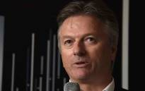 FILE: Australian former cricket captain Steve Waugh. Picture: AFP.