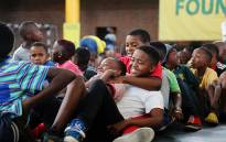 Children under the age of twelve-years-old in Soweto received toys from the Motsepe foundation on 14 December 2015. Picture: Reinart Toerien/EWN.