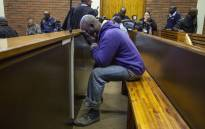 FILE: The father who is accused of shooting his son at a school in Ennerdale appears in the Lenasia Magistrates Court on 7 June 2018. Picture: Ihsaan Haffejee/EWN.