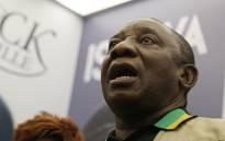 FILE. Deputy President Cyril Ramaphosa. Picture: Reinart Toerien/EWN