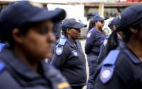 Seventy-one Rail Enforcement Officers were deployed to the Cape Town rail network in October 2018. Picture: Cindy Archillies/EWN