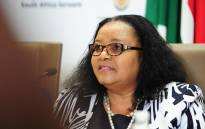 FILE: The late Edna Molewa pictured during January 2018. Picture: GCIS.