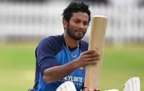Sri Lankan Test cricket captain Dimuth Karunaratne. Picture: @DimuthKarunaratneSLC/Facebook.com.