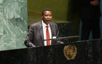 Former Burundi president Pierre Buyoya. Picture: United Nations Photo.