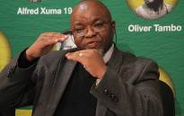 ANC's Gwede Mantashe said courts can't dictate who can be at the Mangaung conference this Sunday. Picture: Taurai Maduna/EWN