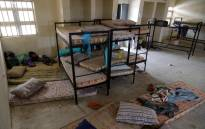 The deserted dormitory is pictured at the Government Girls Secondary School, the day after the abduction of over 300 schoolgirls by gunmen in Jangebe, a village in Zamfara State, northwest of Nigeria on 27 February 2021.  Picture: Kola Sulaimon/AFP