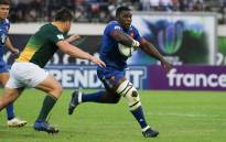 France plays South Africa in their World Rugby U20 Championship quarterfinal match on 7 June 2018. Picture: @WorldRugby/Twitter