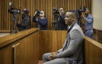 Culpable Homicide accused Duduzane Zuma in the dock at the Randburg Magistrates Court. Picture: Thomas Holder/EWN.