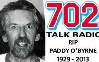 Paddy O'Byrne. Picture: Primedia.