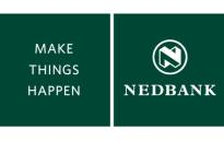 The Nedbank logo with its slogan, 'Make things happen'. Picture: Supplied.