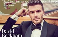 David Beckham on the cover of GQ. Picture: britishgq/instagram.com