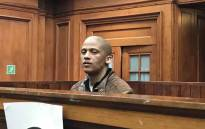 Mortimer Saunders was found guilty of murdering three-year-old Courtney Pieters in 2017. Picture: Lauren Isaacs/EWN