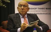 FILE: Trevor Manuel delivered the keynote address at the Archbishop Thabo Makgoba Trust Public Lecture hosted by the University of the Western Cape. Picture: Cindy Archillies/EWN