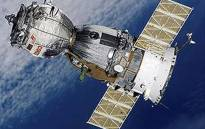 The Soyuz is a Russian spacecraft. Picture: Nasa