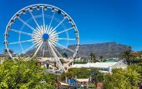 The Cape Wheel at the V&A Waterfront in Cape Town, South Africa. Picture: 123rf.com