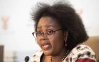 Science and Technology Minister Mmamoloko Kubayi-Ngubane. Picture: GCIS.