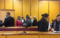 FILE: Parents talking to lawyer Jerald Andrews in court. Picture: EWN