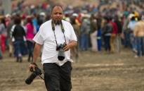 South African photojournalist  Shiraaz Mohamed. Picture: Facebook.com