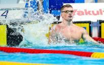 FILE: Briton Adam Peaty. Picture: Twitter/@britishswimming.