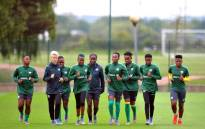 Members of Banyana Banyana training ahead of their World Cup clash against China. Picture: Twitter/@Banyana_Banyana