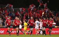 The Crusaders and Sharks played out to an entertaining 21-21 draw in round 12 of Super Rugby. Picture: @crusadersrugby/Twitter
