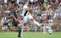 Cristiano Ronaldo in action for Juventus. Picture: @juventusfcen/Twitter