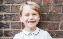 Prince George. Picture: @theroyalfamily/instagram.com