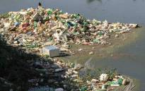 FILE: Plastic waste seen along a dam. Picture: pixabay.com