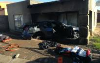 Images on the foiled heist that took place in the Vaal. Picture: Supplied