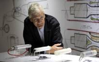 British industrial design engineer and founder of the Dyson company, James Dyson. Picture: AFP