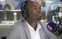 FILE: DA Gauteng caucus leader Solly Msimanga. Picture: Talk Radio 702