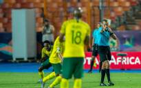Bafana Bafana lost 2-1 to Nigeria in their Afcon quarterfinal clash on Wednesday. Credit: @TotalAfcon2019