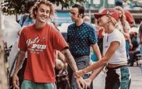 Justin and Hailey Bieber. Picture: @Justinbieber/Instagram