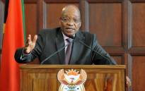 President Jacob Zuma . Picture: GCIS.