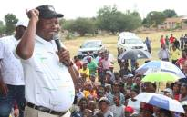 Deputy President David Mabuza on the campaign trail in KwaNdebele, Mpumalanga, on 7 April 2019 ahead of general elections set for 8 May. Picture: @MYANC/Twitter