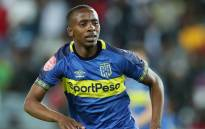 Cape Town City FC midfielder Thabo Nodada. Picture: @CapeTownCityFC/Twitter