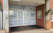 Tembisa Hospital. Picture: Louise McAuliffe/EWN.