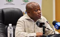 FILE: KZN Premier Sihle Zikalala at a media briefing on 24 May 2020 on the province's response to the COVID-19 pandemic. Picture: @kzngov/Twitter.