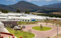 The Helderstroom Maximum Prison in Caledon. Picture: nmc.co.za