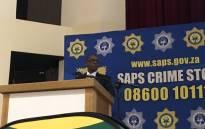 Deputy Police Minister Bongani Mkongi. Picture: Kaylynn Palm/EWN