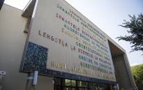 The Constitutional Court in Johannesburg. Picture: EWN.