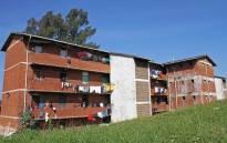 FILE: The Glebelands Hostel in Umlazi on 21 July 2017. Picture: Gallo Images/City Press/Siyanda Mayeza