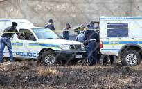 Two men were arrested and found in possession of the belongings of Nazeer Mohammed. Picture: Taurai Maduna/EWN.