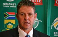 FILE: Acting Cricket South Africa CEO Jacques Faul. Picture: EWN.